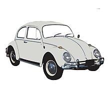 Peoples Car (VW) Bug Photographic Print