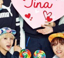 BTS Valentine's Day (Tina) Sticker
