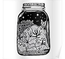 ocean in a jar Poster