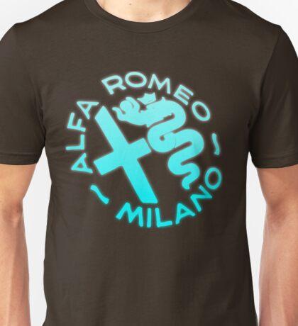 Alfa Milano TILTED Unisex T-Shirt