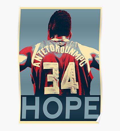GIANNIS - HOPE Poster