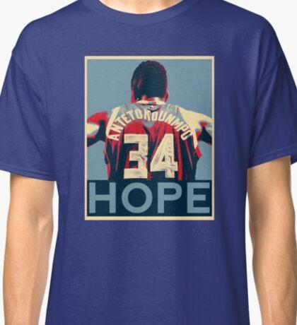 GIANNIS - HOPE Classic T-Shirt