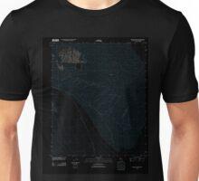 USGS TOPO Map California CA Bristol Lake NW 20120404 TM geo Inverted Unisex T-Shirt