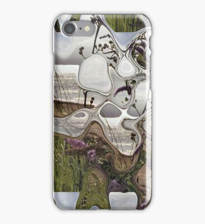 EVEN THROUGH THE RAIN iPhone Case/Skin