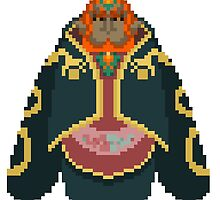 Ganondorf  by SteampunkStein