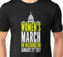 Women's March on Washington T-Shirt 2 Unisex T-Shirt