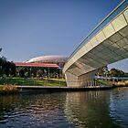 Under the bridge by Clintpix