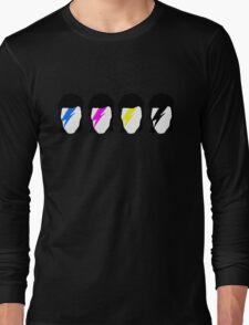 CMYK Stardust Long Sleeve T-Shirt