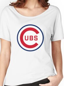 Cubs Always Women's Relaxed Fit T-Shirt