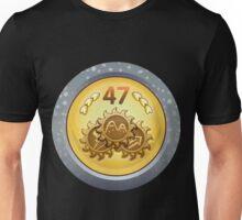 Glitch Achievement fancy medal fancier Unisex T-Shirt
