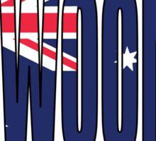 Toowoomba Sticker