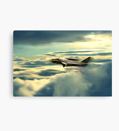 The End Game Canvas Print