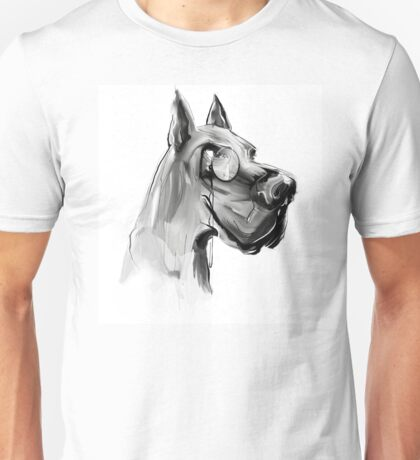 very clever dog Unisex T-Shirt