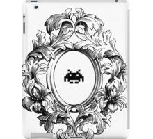 Rococo Invader iPad Case/Skin