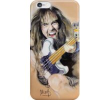 Steve Harris iPhone Case/Skin