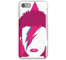 The Pink Starman iPhone Case/Skin