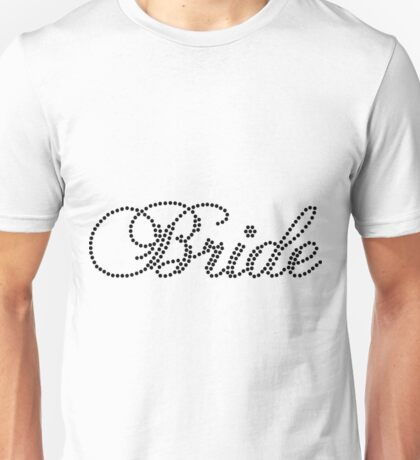Bride Bride And Groom T Shirts Unisex T-Shirt