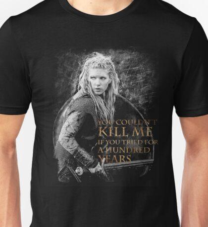 Lagertha t shirt Unisex T-Shirt