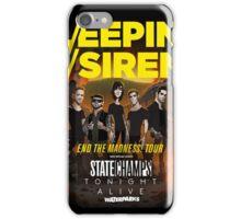 SS Tour iPhone Case/Skin