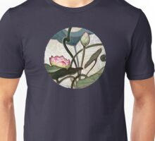 Lotus from the mud Unisex T-Shirt