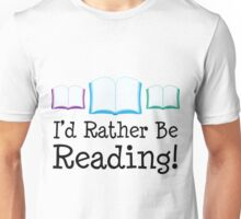 Reading Reader Book Lover I Love Books T Shirt Unisex T-Shirt