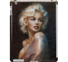 Marilyn romantic soft iPad Case/Skin