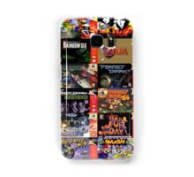 N64 Game Covers Phone Case Samsung Galaxy Case/Skin