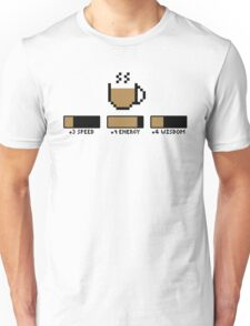 Coffee stats Unisex T-Shirt