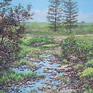 New Forest Ditch by martyee