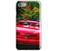 1995 Dodge Viper I iPhone Case/Skin