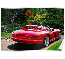 1995 Dodge Viper I Poster