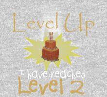 Level 2 Kids Tee