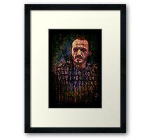 Bronn Framed Print