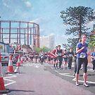 Sunday Morning ABP Marathon. Northam, Southampton  by martyee