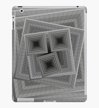 Box in Box... iPad Case/Skin