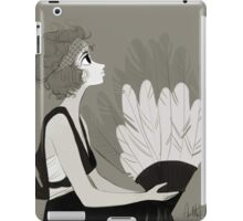 1920s fashion iPad Case/Skin
