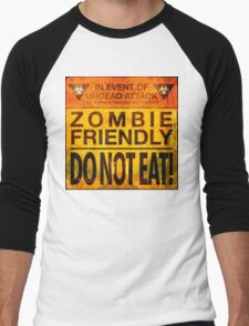 Zombie Friendly - Do Not Eat T-Shirt