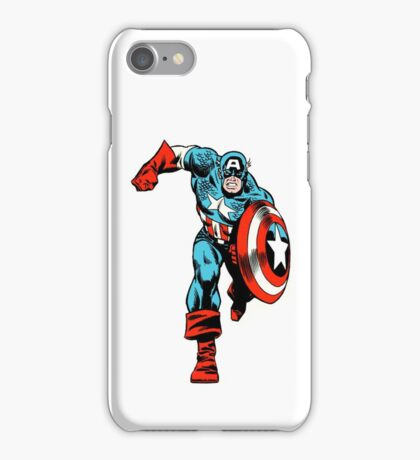 Capt-Classics iPhone Case/Skin