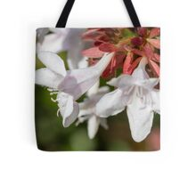 flower in the garden Tote Bag