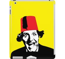 Tommy Cooper - Just Like That! iPad Case/Skin