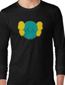 KAWS Head Long Sleeve T-Shirt