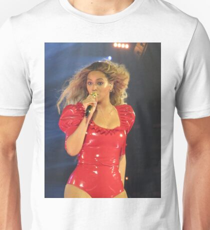 Beyonce Formation Tour  Unisex T-Shirt