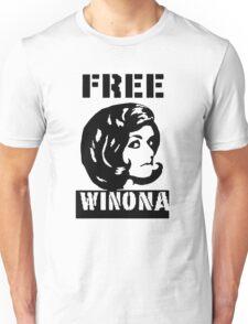 Free Winona Unisex T-Shirt
