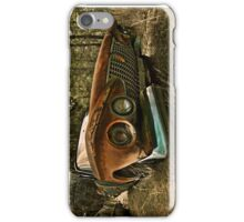 Abandoned 1961 Plymouth Belvedere iPhone Case/Skin