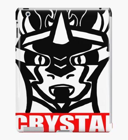Sombra Crystal iPad Case/Skin