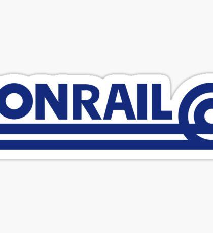 conrail Sticker
