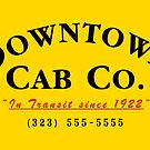 Downtown Cab Co by puppaluppa