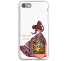 Tale as old as time - Belle iPhone Case/Skin