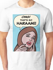 SO HARAAM Unisex T-Shirt