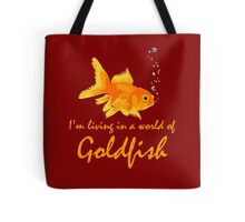 A world of Goldfish Tote Bag